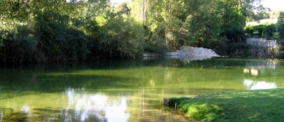 Piscinas naturales Navarra